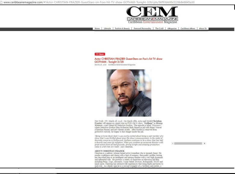 Carribean Magazine