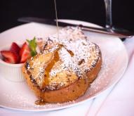 Cannoli French Toast at Settepani